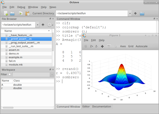 Opensource Matlab alternative