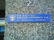 Offenbach Lauterborn Jugendzentrum 4