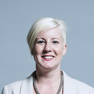 Hannah Bardell - Image: Official portrait of Hannah Bardell crop 3