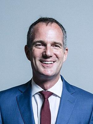 Peter Kyle (politician) - Image: Official portrait of Peter Kyle crop 2