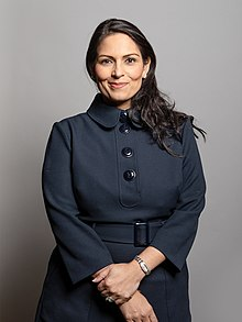 Official portrait of Rt Hon Priti Patel MP.jpg