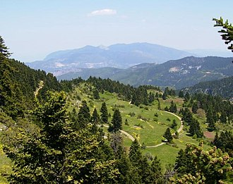 Phthiotis - Mount Oeta
