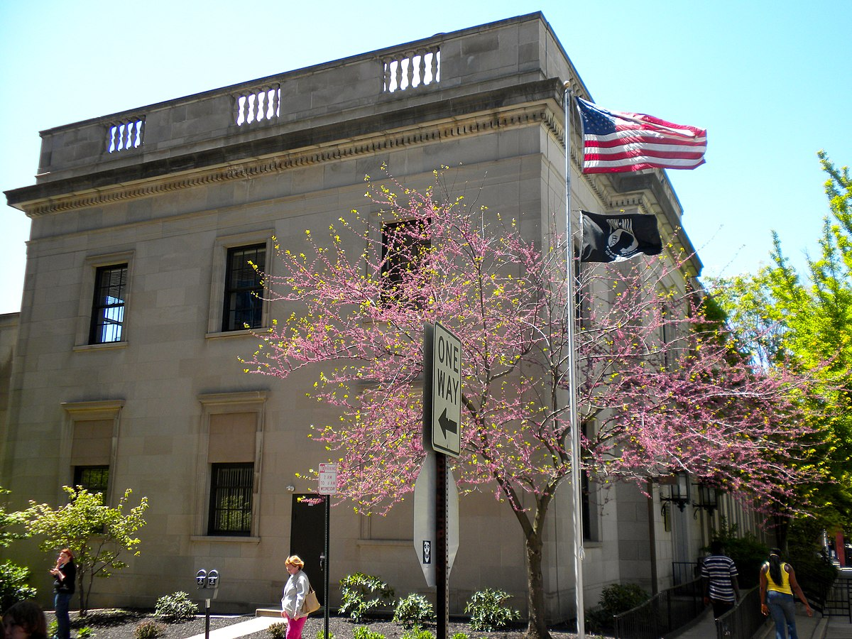 United States Post Office Lancaster Pennsylvania