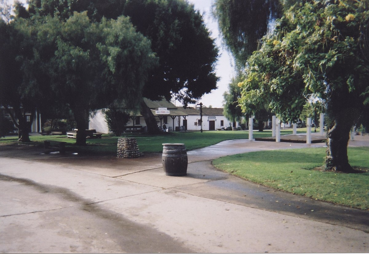 Old town san diego state historic park wikipedia - Towne place at garden state park ...
