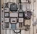 Old distribution board in workshop.jpg