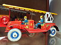 Old toy fire truck Auto Pompe.JPG
