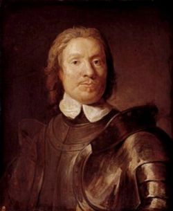 Oliver Cromwell Gaspard de Crayer