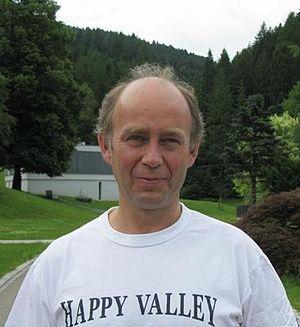 Olivier Debarre - Olivier Debarre, Oberwolfach 2012