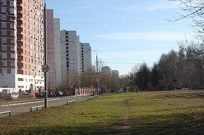 Как доехать до Олонецкий Проезд на общественном транспорте