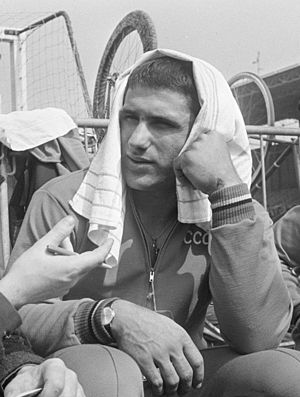 Omar Pkhakadze - Omar Pkhakadze in 1967