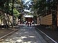 Omotesando of Kashima Shrine.JPG