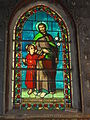 Onesse-et-Laharie (Landes) église, vitrail 04.JPG