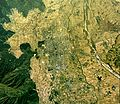 Ono, Fukui prefecture city center area Aerial photograph.1977.jpg