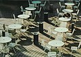 Open-air café area at observation tower in Japan, circa 1980s-1990s (by Jun Shiraishi @Photozou 172041324).jpg
