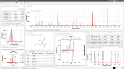 OpenChrom 1.1.0 Diels Labeled Peak Chromatogram Identification.png