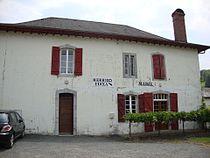 Ordiarp (Pyr-Atl, Fr) mairie.JPG