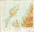 Ordnance Survey Quarter-inch sheet 2 North West Scotland, published 1962.jpg