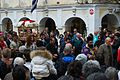 Orthodox cross procession Corfu Easter 2014.jpg
