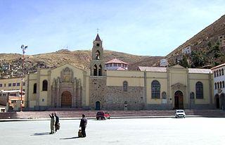 Oruro, Bolivia City in Oruro Department, Bolivia