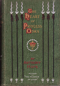 The Heart of Princess Osra cover