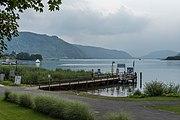 Ossiach Ossiacher See Schiffsstation 08072015 5717.jpg