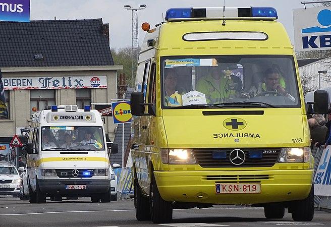 Oudenaarde - Ronde van Vlaanderen Beloften, 11 april 2015 (C45).JPG