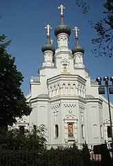 Kirche der Gottesmutter von Wladimir