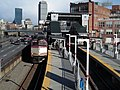 Outbound train at Yawkey, March 2014.JPG