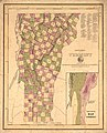 Outlines of Vermont - adapted to Thompson's Geography & geology of Vermont for the use of schools and families. LOC 2003620495.jpg