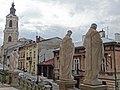 Outside Cathedral of St. John the Baptist - Przemysl - Poland (36203925322).jpg