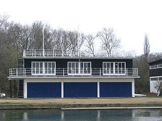 Oriel College Boat Club British rowing club