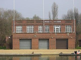 Trinity College Boat Club British rowing club