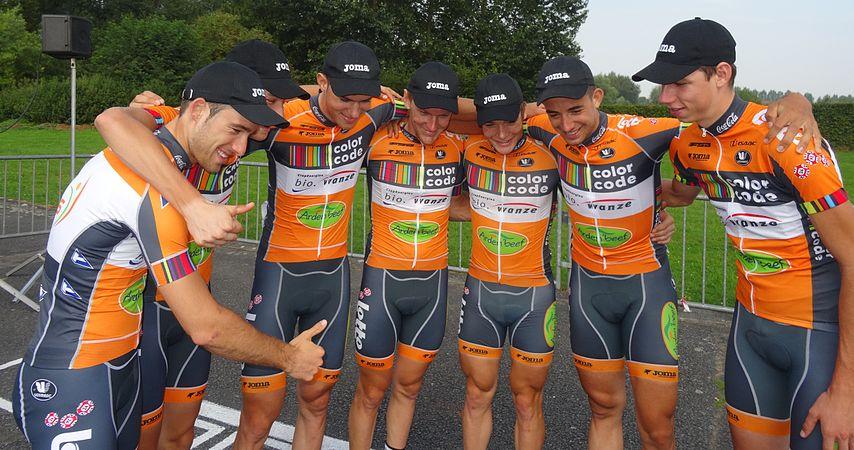 Péronnes-lez-Antoing (Antoing) - Tour de Wallonie, étape 2, 27 juillet 2014, départ (C023).JPG