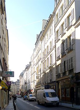 Image illustrative de l'article Rue Dauphine