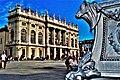 P1160783 la facciata di Palazo madama sede museo.jpg