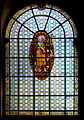 P1310527 Paris VI eglise St-Sulpice vitrail St-JB encours.jpg