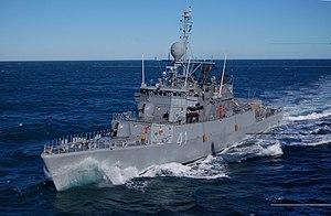 Espora-class corvette - Image: P41Esporax 15