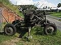 PKM-4 quadruple heavy anti-aircraft machine gun at the Muzeum Polskiej Techniki Wojskowej in Warsaw (4).jpg