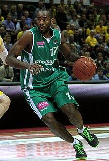 Christian Eyenga Congolese basketball player