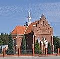 PL - Jaślany - kościół Niepokalanego Poczęcia Najświętszej Maryi Panny - Kroto 006.jpg