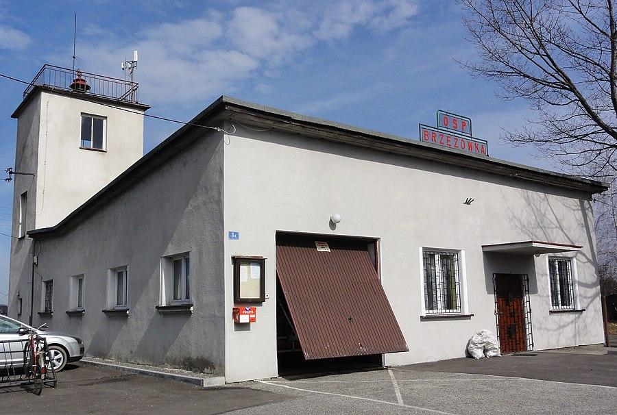 Brzezówka, Silesian Voivodeship