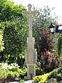 POL Rybarzowice - krzyż przy kościele.JPG