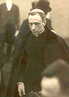 Nunciature of Eugenio Pacelli