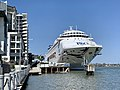 Pacific Dawn (ship) at Portside Wharf at Hamilton, Queensland 03.jpg