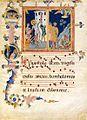 Pacino di buonaguida, Laudario della Compagnia di Sant'Agnese 09.jpg