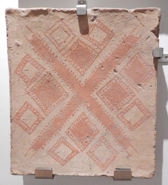 filepainted terracotta tile from baba jan 4jpg