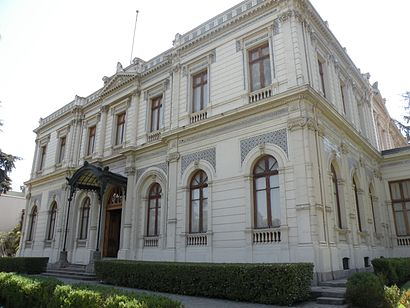 How to get to Palacio Cousiño with public transit - About the place
