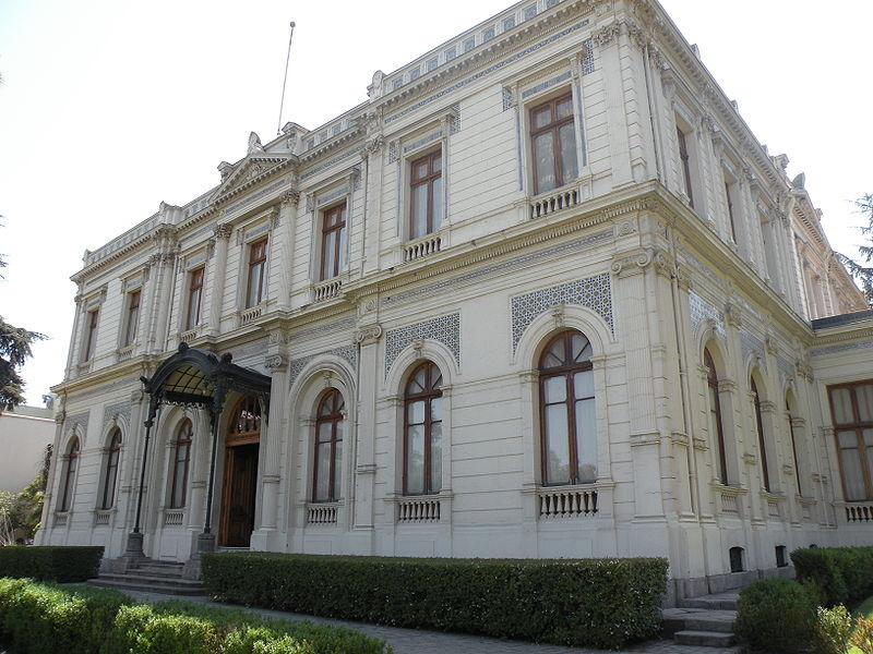 Palacios en Santiago de Chile.[ Parte 1]