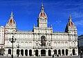 Palacio Municipal de María Pita - A Coruña - 31-01-09.jpg