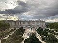 Palacio Real fachada principal y Plaza de Oriente.jpg